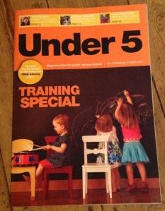 UNDER 5 MAGAZINE 2